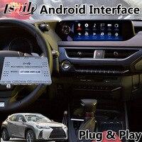 Android Multimedia Video Interface für UX200 Touchpad Control GPS Navigation Box für 2018-2020 jahr UX 200