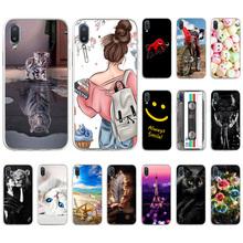 Dla Samsung A02 M02 A52 A51 przypadku krzemu telefon pokrywa dla Samsung Galaxy A51 A52 A71 A72 A32 A42 A50 A30s miękka tpu zderzak Coque tanie tanio Vanveet CN (pochodzenie) Częściowo przysłonięte etui Cover For Samsung Galaxy A51 A52 A71 A72 A32 A42 A50 A30s A02 M02