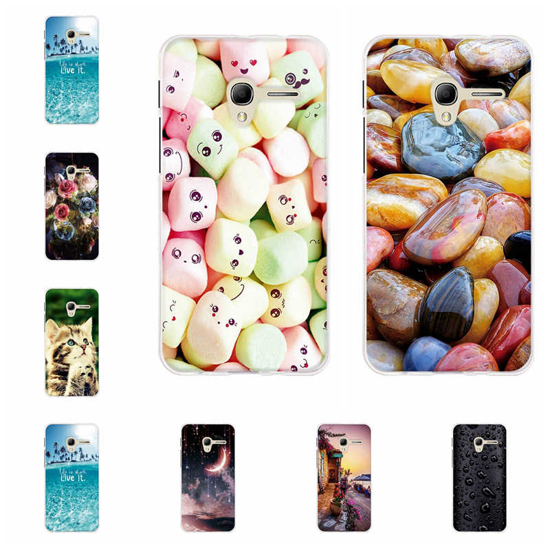 "5.0 ""Case Voor Alcatel One Touch Pop 3 5.0 Cover Leuke Hond Patroon Voor Alcatel Pop 3 5.0 5015 5015D 5065A 5016A Soft TPU Funda"