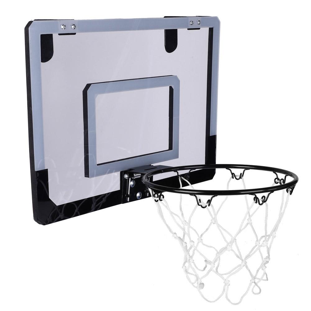 Портативный смешной Мини-Баскетбольный обруч для помещений, набор игрушек для дома, баскетбольные фанаты, спортивная игра, набор игрушек дл...