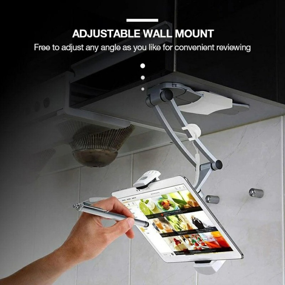 360 Degree 2 in 1 Rotating Mount for Mobile Phone or Tablet 8
