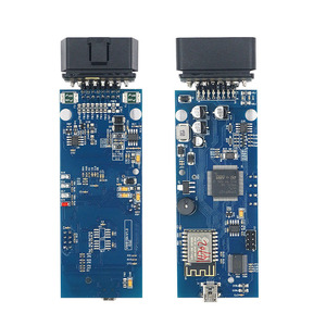 Image 5 - הכי חדש גרסת WIFI/Bluetooth 6154 ODIS V5.1.6 מלא שבב OKI 6145 אבחון כלי טוב יותר מ 5054A V4.33 תמיכה UDS