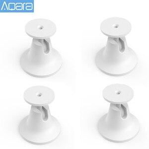 Image 1 - Originele Aqara Menselijk Lichaam Sensor Houder Stand 360 Graden Gratis Rotatie Motion Sensor Base Alleen Voor Mijia Body Aqara Body sensor