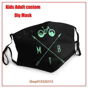 Bike Travel MTB  Dust Face Mouth Masks Outdoor Windproof Haze Proof Protective Face Shield Washable Reusable Masque
