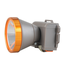 Mine headlights LED emergency lighting lights portable rechargeable lithium battery power supply headlamp