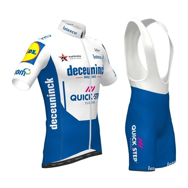 2020 nova quickstep pro equipe almofada de gel ciclismo conjuntos bib bicicleta ciclo pano mtb secagem rápida roupas ropa ciclismo 1