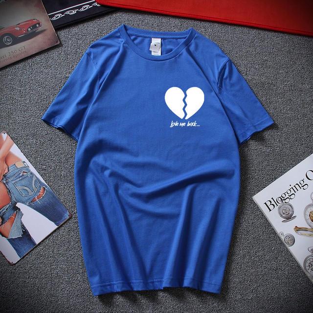 PAYTON MOORMEIER BROKEN HEART T-SHIRT (10 VARIAN)