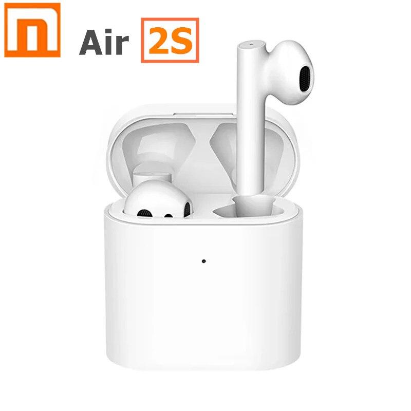 Оригинальные беспроводные наушники Xiaomi Airdots Pro 2s, TWS наушники Mi True Air 2s, беспроводное стерео управление с микрофоном, гарнитура|Наушники и гарнитуры|   | АлиЭкспресс