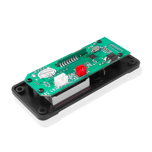 Image 3 - Módulo MP3 de 5V, WMA placa decodificadora de MP3, gran pantalla a Color, 12V, inalámbrico, Bluetooth 5,0, módulo de Audio, USB, TF, Radio para grabación de coche