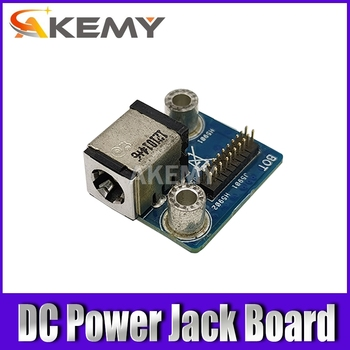 DC Power Jack Board Charging For Asus RoG G75 G75V G75VW G75VX G75VM graphic card for asus gtx 660 m g75 g75v g75vw gtx660m n13e gs1 lp a1 video vga card free shipping
