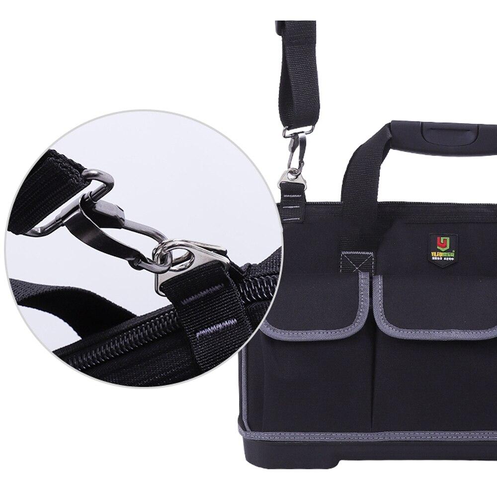 กระเป๋าเครื่องมือช่าง ขนาดเล็ก-ใหญ่ ช่างไม้ ช่างซ่อมบำรุง ฮาร์ดแวร์ กระเป๋าเก็บเครื่องมือ ช่างไฟฟ้า กระเป๋าถือ กล่องเครื่องมือ แบบพกพา