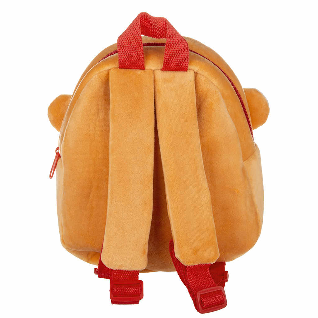 Lindas mochilas de felpa de dibujos animados para niños 2019 Mini Mochila De felpa de Mickey mochila para niños mochilas para niñas y niños
