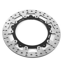 Fir For Motorcycle Front Brake Disc Rotor Motorcycle Front Wheel Brake Rotor Disc 15.35 X 14.57 X 1.18 Inches 3.53 Pounds front disc