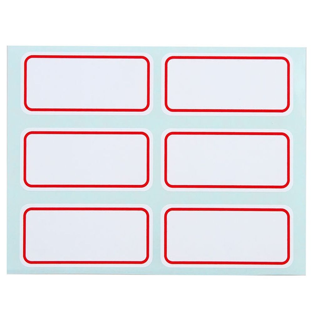 25mm Red White Black Price Stickers decals numbers Price Tags Sale Stickers
