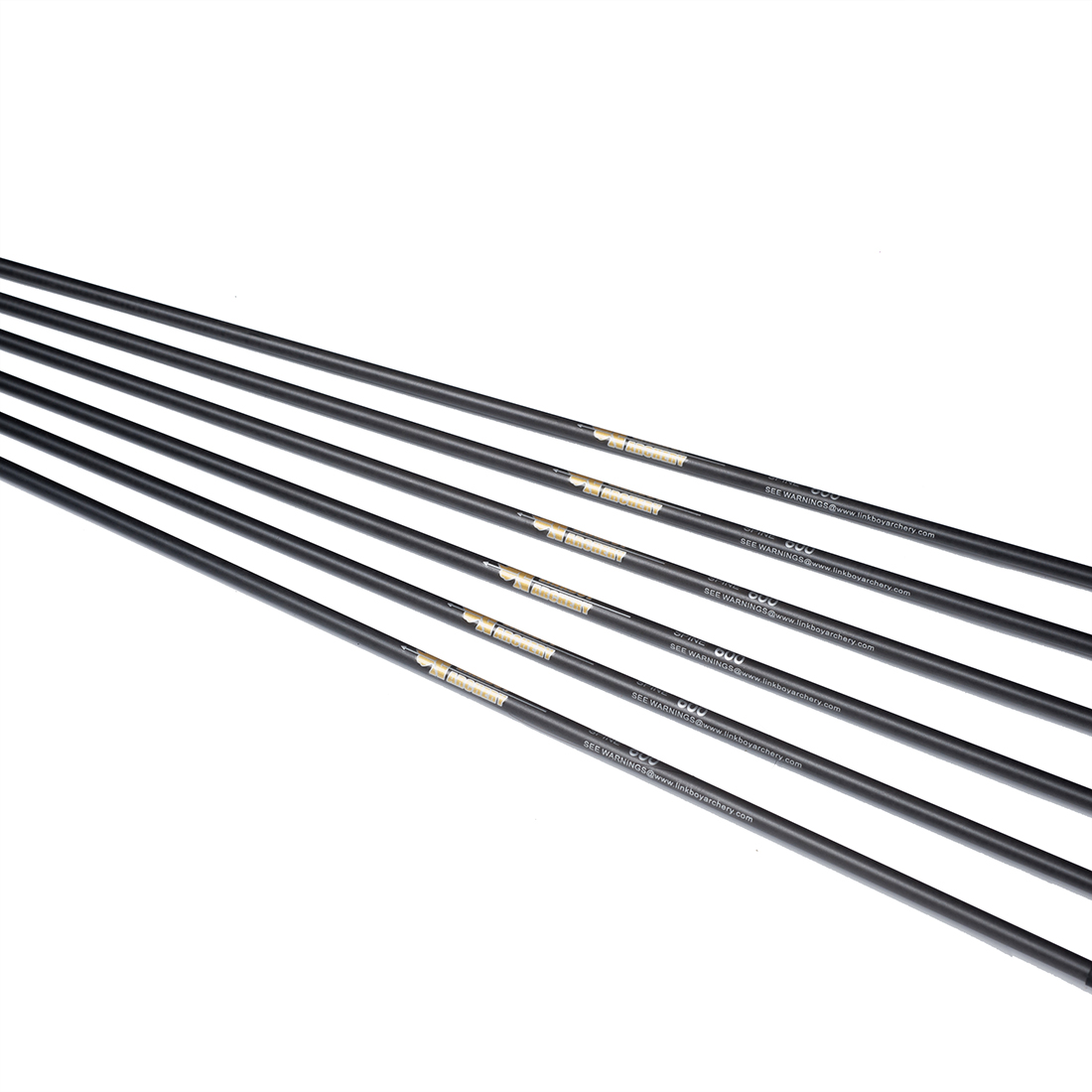 carbono puro eixo Spine400-1000 id4.2mm recurvo arco