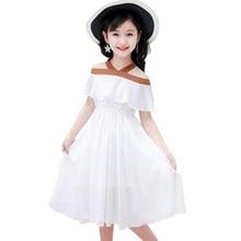 Girl Dress Patchwork Party Dress For Kids Girl Summer Children Dress Casual Style Children's Costumes For Girls 6 8 10 12 14