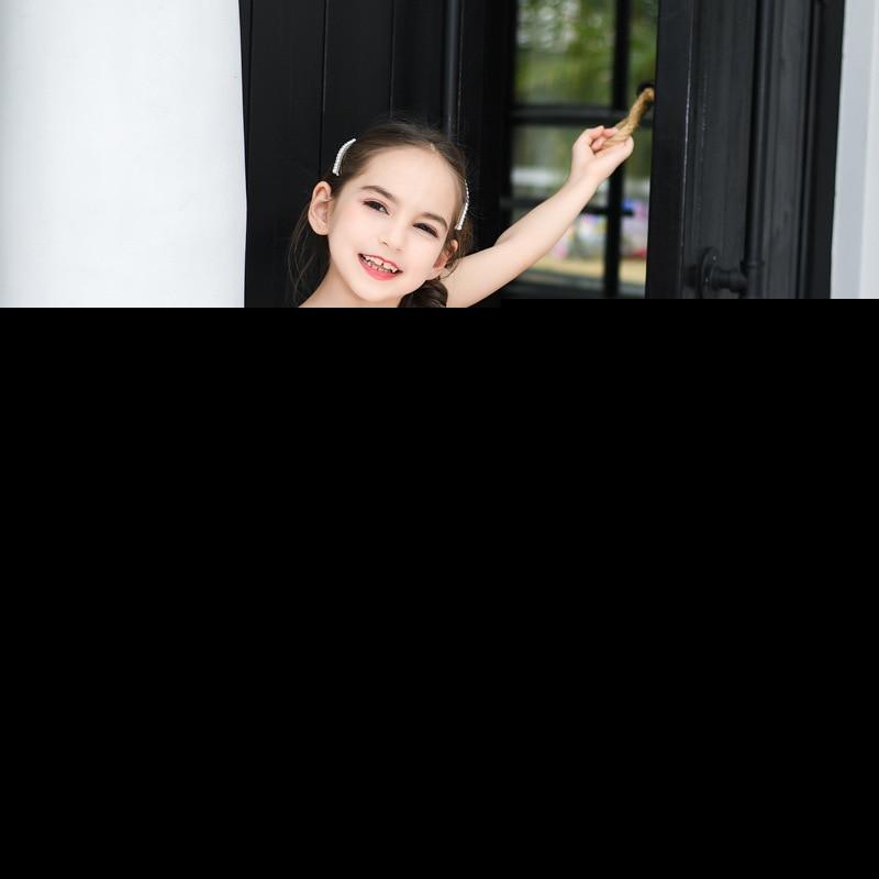 2019 New Style Children Dress-Bathing Suit Fashion Cute Princess KID'S Swimwear Children GIRL'S Swimwear