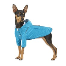 Raincoat Jackets Windproof New Boy Hooded Perro Para Trendy Double-Thickness All-Season