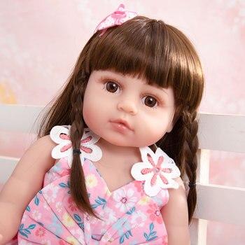 Кукла-младенец KEIUMI 22D104-C604-H104-S34-H162 5