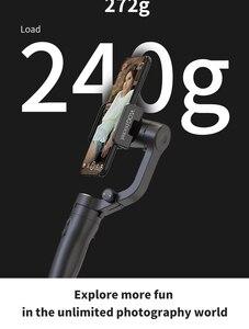 Image 4 - связаться со службой поддержки получить купон Смартфон 3 осевой карманный стабилизатор для iPhone Samsung GoPro 7 6 ПК Vilta m OSMO Action Freevision Vilta m Pro