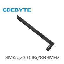 Ebyte TX868-JKD-20 Wifi Antenna 868MHz High Gain 3.0dBi SMA-J Omnidirectional Exterior Aerial