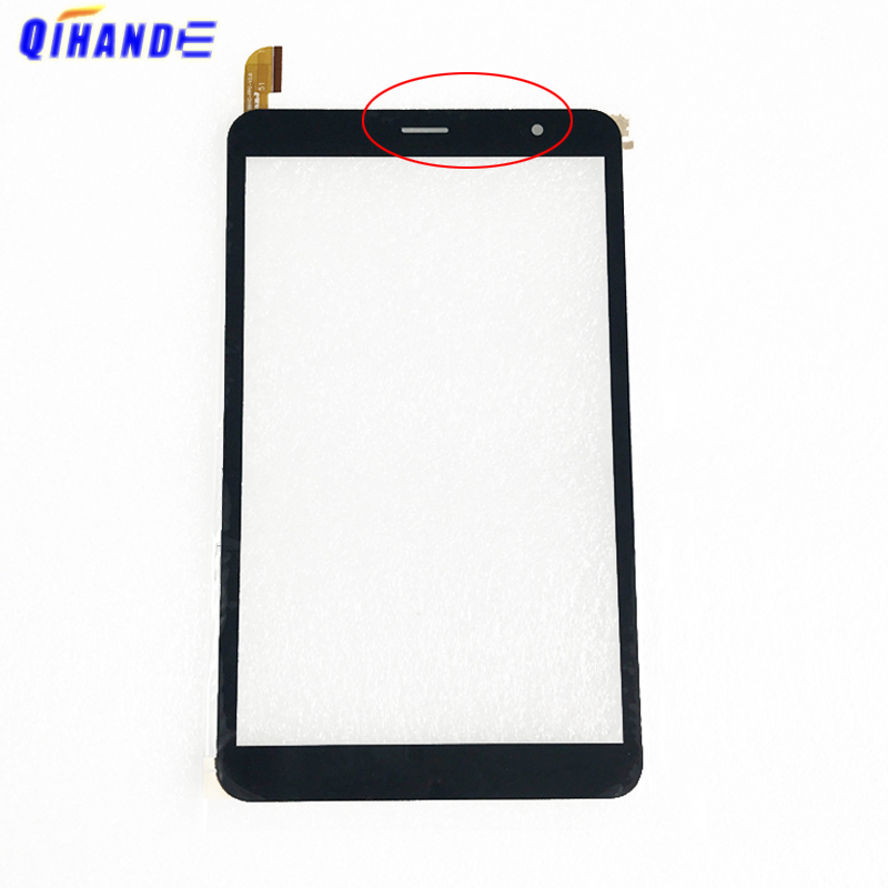 New 8'' Inch Digitizer Touch Screen Panel Glass For Irbis TZ856E 3G Tablet PC Touch Sensor TZ856-E Touch Panel