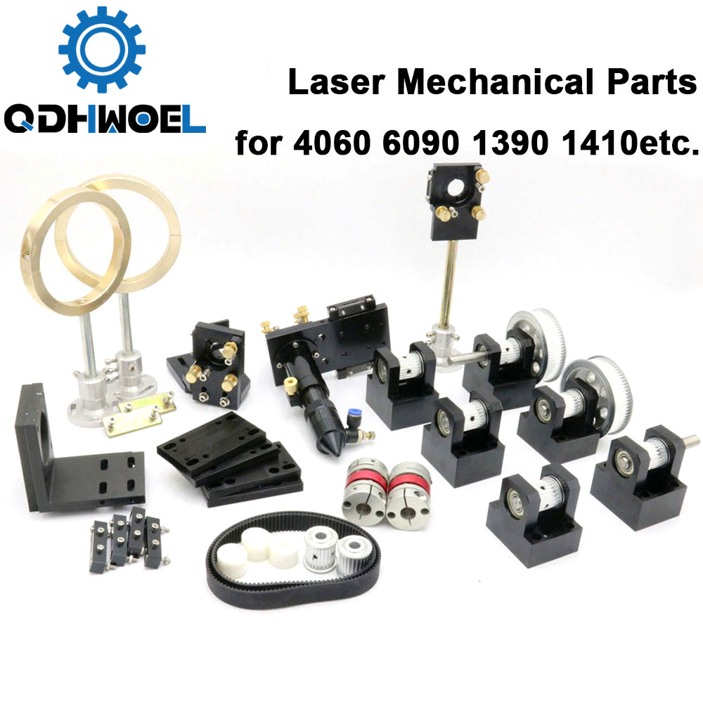 CO2 Laser Mechanical Parts Metal Components For DIY CO2 Laser Engraving Cutting Machine