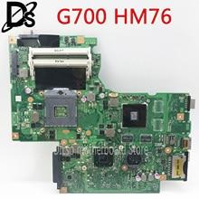 цена на KEFU G700 motherboard for Lenovo G700 laptop motherboard BAMBI mainboard with GPU 11SN0B5M11 11S90003042 original mainboard