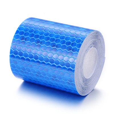 5cmx3m Reflective Material Tape Sticker Safety Warning Tape Reflective Film Car Stickers 5