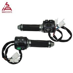 Image 5 - QSMOTOR 138 70H V2 72V 100KPH 6KW Continous 10KW Peak Chain Mid Drive Motor Powertrain Kits for Electric Dirt Bike