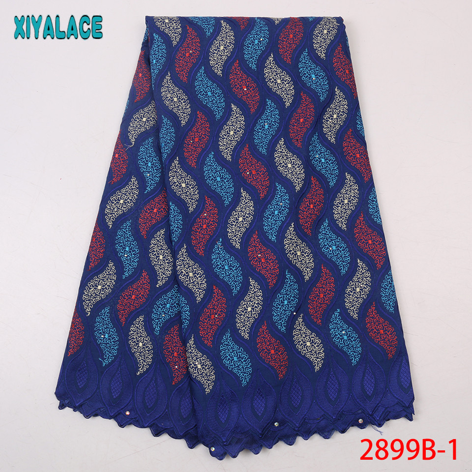 New African-Lace-Fabric,Hot Sale Cotton Lace,Nigerian Dry Laces Fabrics For Women Dresses KS2899B-1