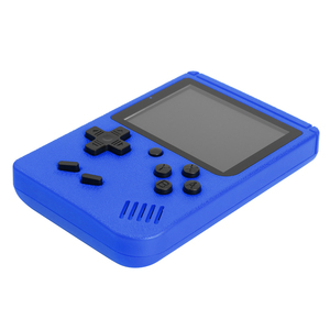 Image 4 - Portable 3 Inch Screen Handheld Retro Games Consoles With 400 Games for FC Games for Kids Boys Girls Chinese English Optional