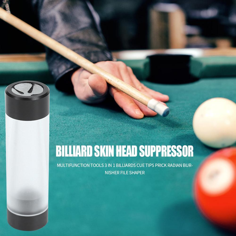 3 in 1 Snooker Pool Cue Tip Tool Billiard Cue Accessories