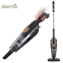 Deerma – aspirateur à main Portable silencieux pour la maison, forte aspiration, collecteur de poussière