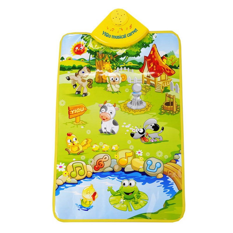 Game Carpet /activity Carpet/Music Carpet/baby Voice Musical Mat /child's Toy