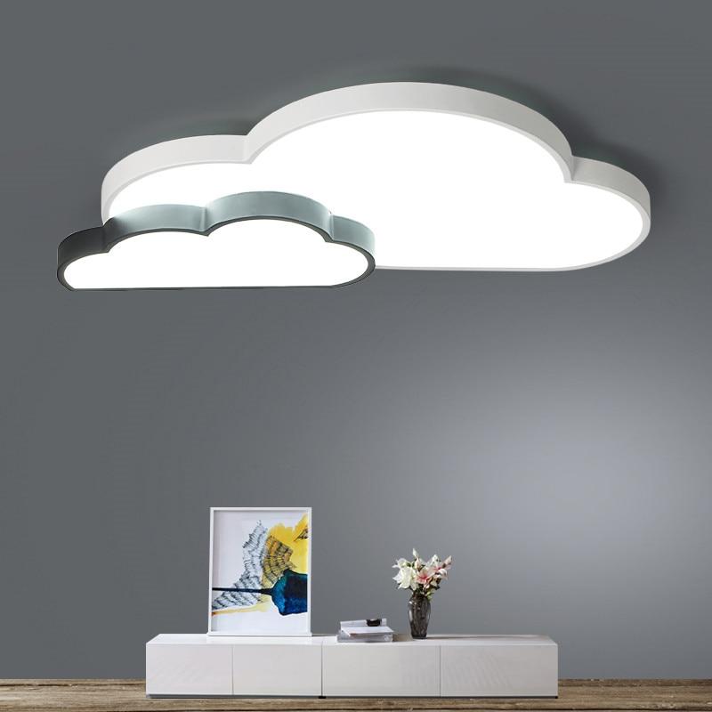 Азиатские современные светодиодные потолочные лампы, потолочный светильник для детской комнаты, спальни, потолочный светильник с