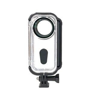 Venture Case For Insta360 ONE X Dive Case Waterproof Protective Case Diving Shell For Insta360 ONE X Action Camera Accessories