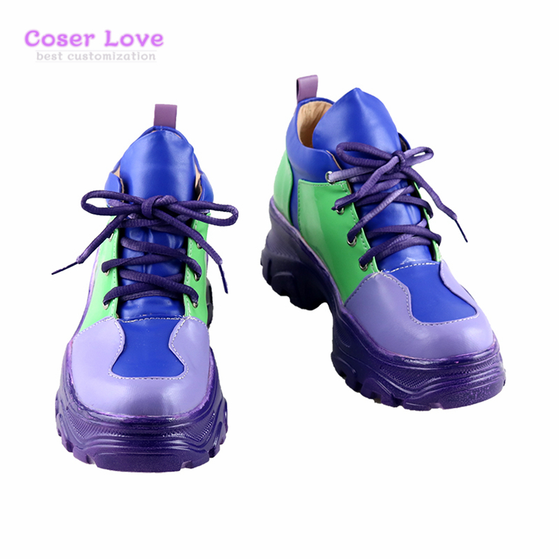 Paradox Live PDL Yatonokami Nayuta Cosplay Shoes Boots Halloween Christmas Shoes