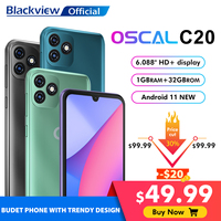 BLACKVIEW OSCAL C20 Smartphone 1GB+32GB 6.088 1