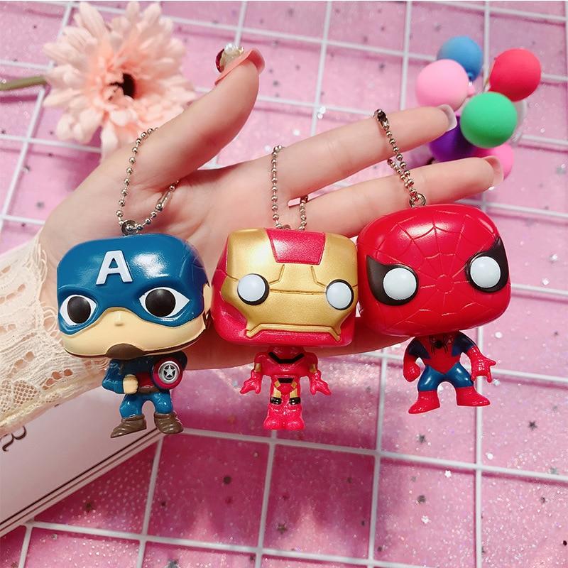 font-b-marvel-b-font-avengers-dc-character-pocket-keychain-vinyl-action-figure-toys-iron-man-batman-key-buckle-children's-toys