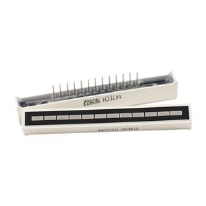Image 3 - Atualizado v1.0 24 led nível indicador placa dinâmica sensível para vu metro tubo amplificadores alto falante acessórios kits diy dc12v