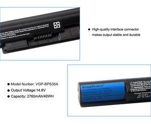 Image 4 - Аккумулятор KingSener для SONY Vaio, японский аккумулятор для сотовой связи, подходит для моделей 14E, 15E, SVF1521A2E, SVF15217SC, SVF14215SC, SVF15218SC, BPS35, BPS35A