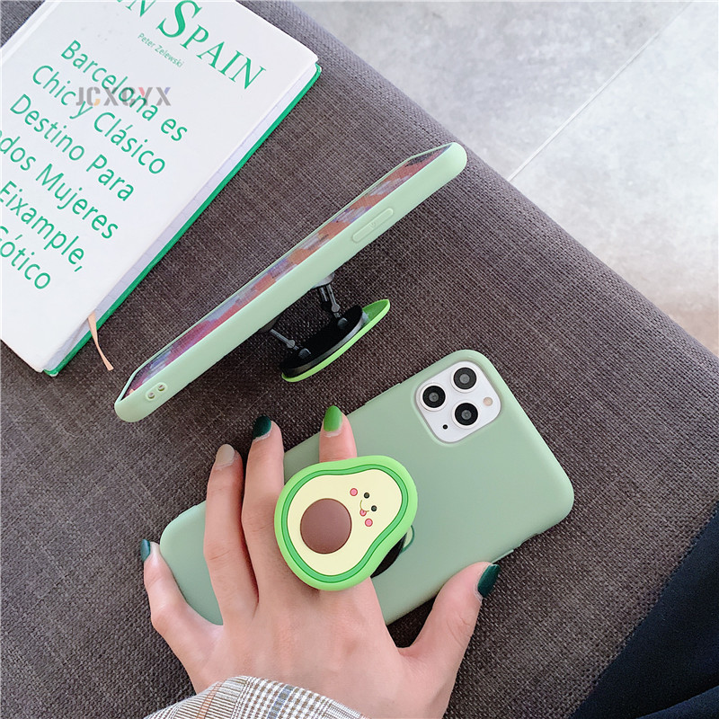Avocado Soft Case for iPhone SE (2020) 29
