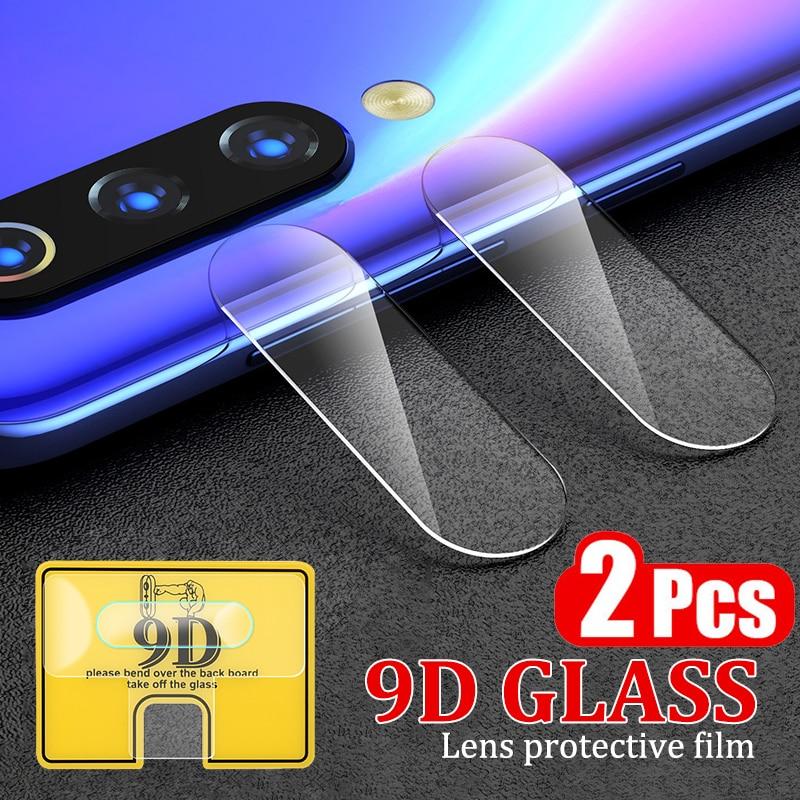 2 pièces lentille de caméra protecteur d'écran pour Huawei Honor 9X20 Pro 10 Lite 10i verre trempé pour Honor 8X 8C 7X 7C 6X Film de protection