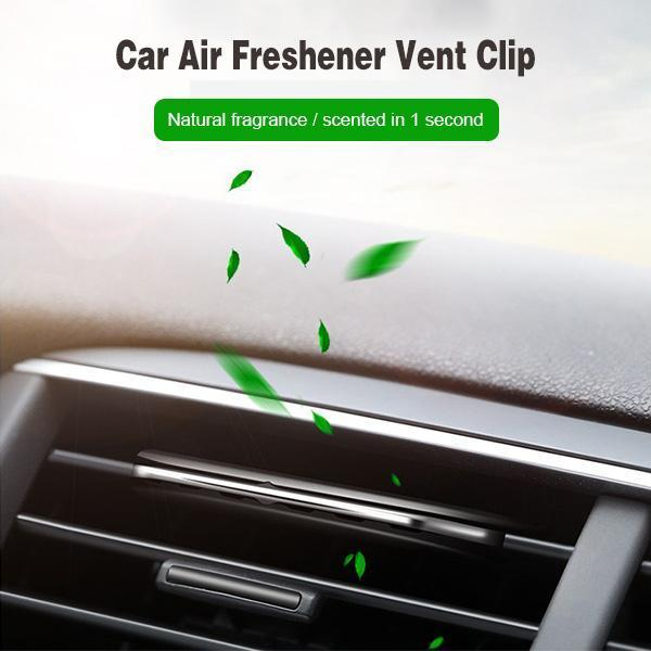 Car Air Vent Solid Perfume with Refill Sticks Car Air Freshener Smell in the Car Styling Air Vent Perfume Parfum Flavoring for A 1