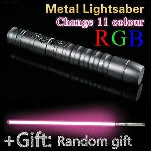 85 см Косплей светильник saber Luke Skywalker светильник Saber Jedi Sith Laser Force Fx Heavy Dueling громкий звук высокий подарок детям