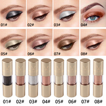 New Arrival Liquid Glitter Eyeshadow Metallic Loose Waterproof Shimmer Pigments Long-lasting  Eye Shadow Makeup Cosmetics