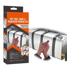 Professional DIY Fuel Tank Radiator Repair Kit for Motorcycles Car Diagnostic Tool LB88