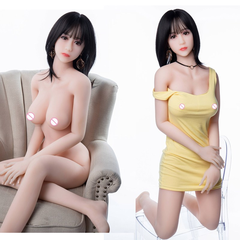 <font><b>158</b></font> <font><b>Cm</b></font> Tpe Silicone <font><b>Sex</b></font> <font><b>Dolls</b></font> for Man LifeLike Realistic Big Breast Japanese <font><b>Sex</b></font> <font><b>Doll</b></font> Vagina Male Anime <font><b>Sex</b></font> <font><b>Doll</b></font> Big Ass image