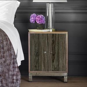 Image 5 - 45 センチメートル * 6 メートルヴィンテージフェイク木材の壁紙ビニール自己接着壁紙 3d リビングルームのためのデスク壁の装飾